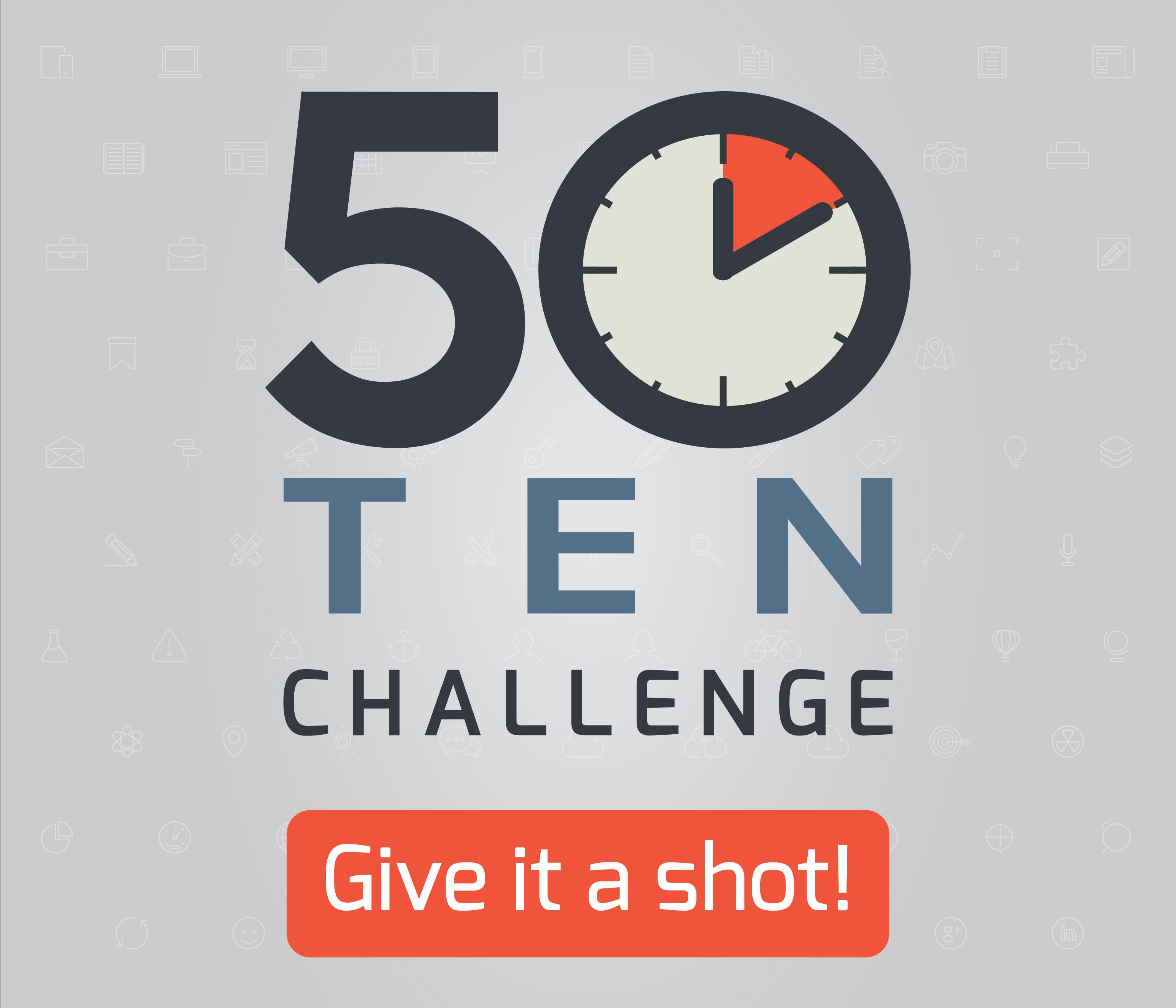 50 ten challenge hatch 1000 Four