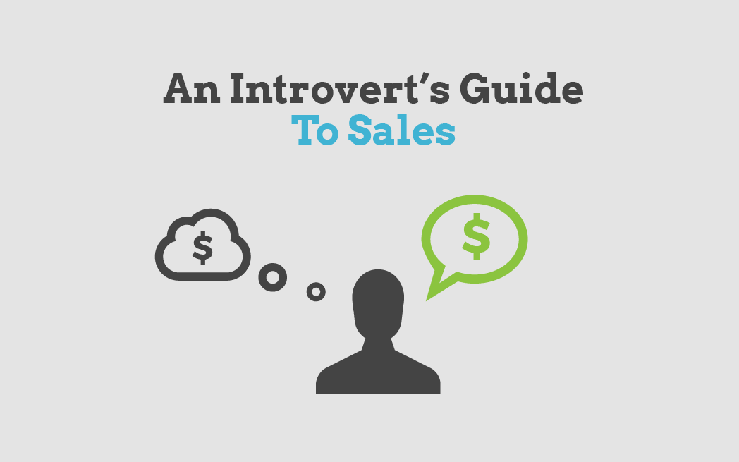 An introvert's guide to sales