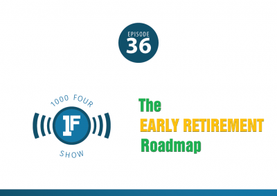 Sean Merron :: Early Retirement Roadmap :: 036