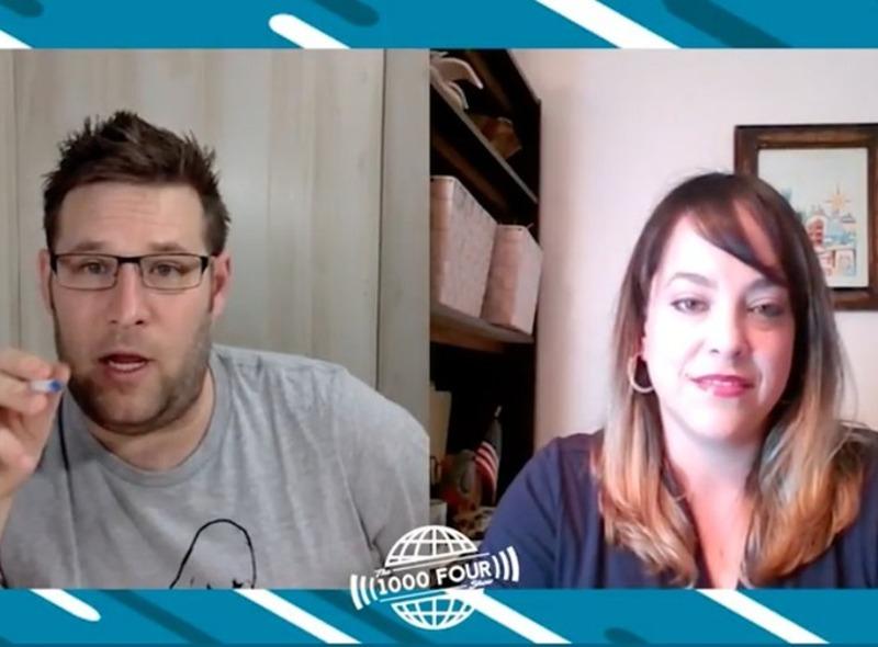 Zack Miller interviews Daymond Jones on HR Business Weekly