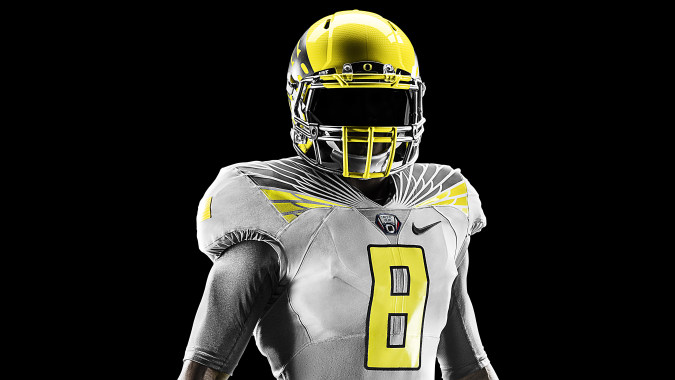the best attitude 98f0e fd5e7 How the Oregon Ducks Uniforms Make Them a Better Team | Hatch