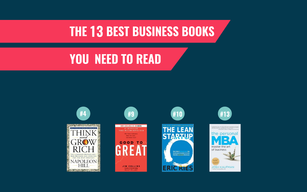 The Best Business Books You Need to Read