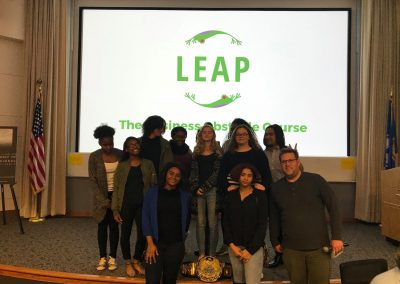 LEAP at Junior Achievement