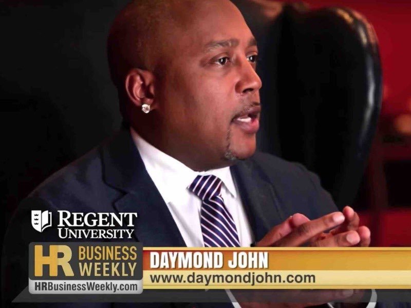 Zack Miller interviews Daymond Jones on HR Business Weekly