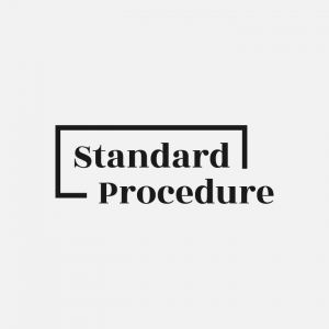 Standard Procedure is a three-month three-part program that includes a rigorous evaluation of a problem that you are currently trying to solve.