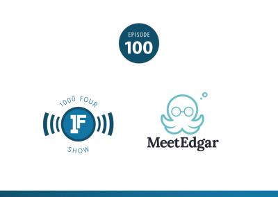 Laura Roeder :: MeetEdgar :: 100